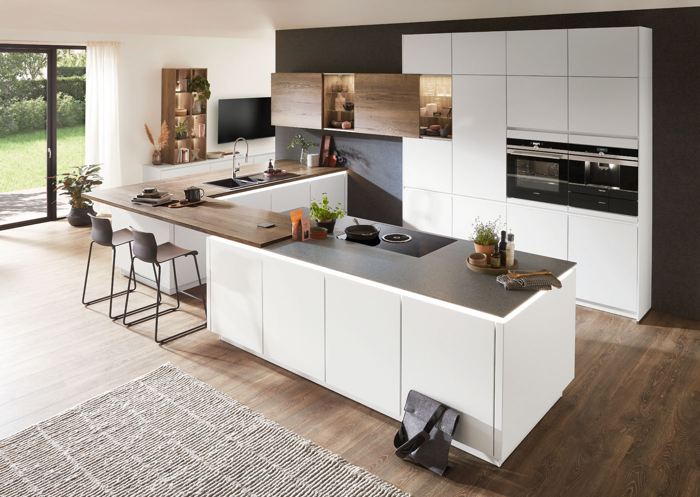 кухня nobilia